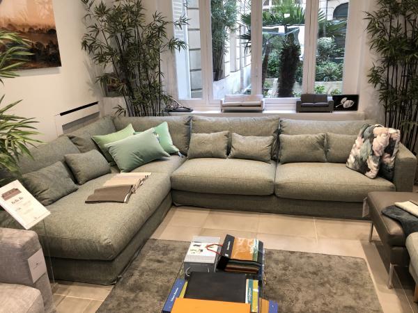 Canapé solde -40% 371 - Haussmann Paris 75008