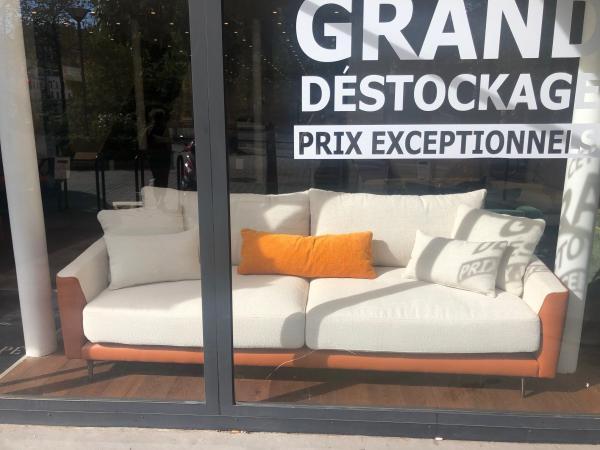 Canapé solde -50% 412 - Voltaire Paris 75011