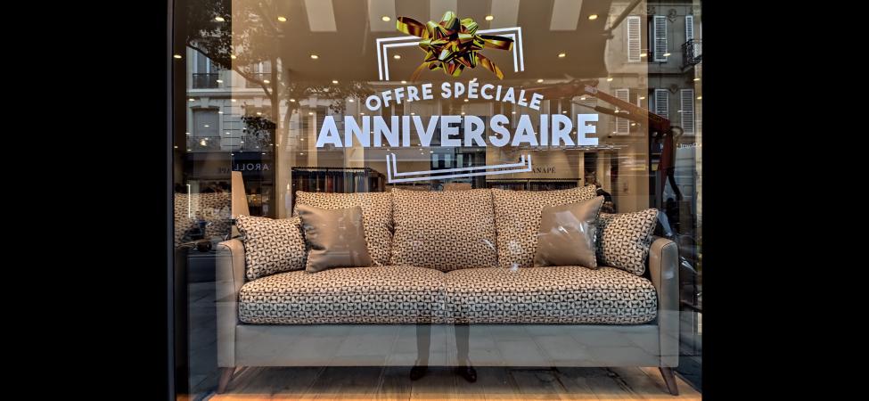 Canapé solde -10% 668 - Saint-Placide Paris 75006